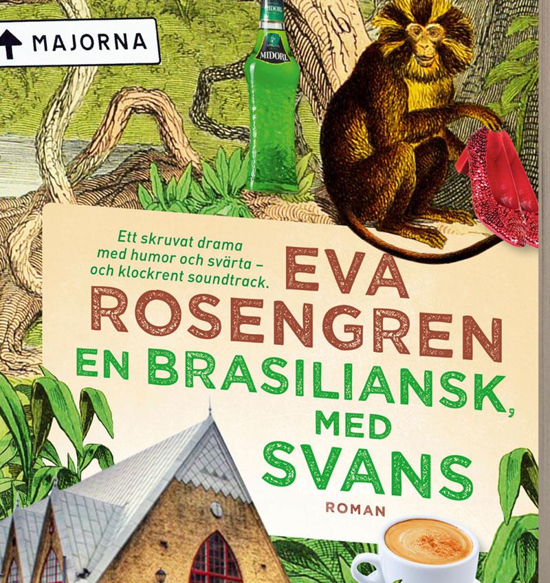 En brasiliansk, med svans